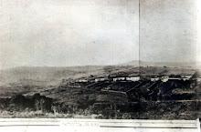 FUNDAÇÃO DA CIDADE- foto de 1899 talvez a mais antiga.