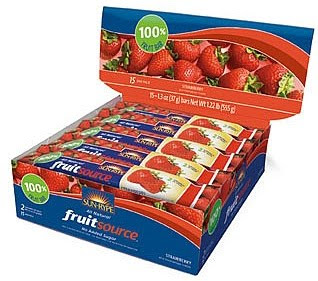 graphic relating to Gnc Printable Coupon named GNC: Free of charge Sunlight Rype Fruit Resource Bar Printable Coupon at GNC