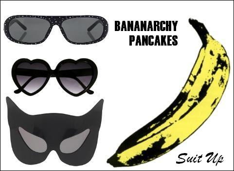 BANANARCHY PANCAKES