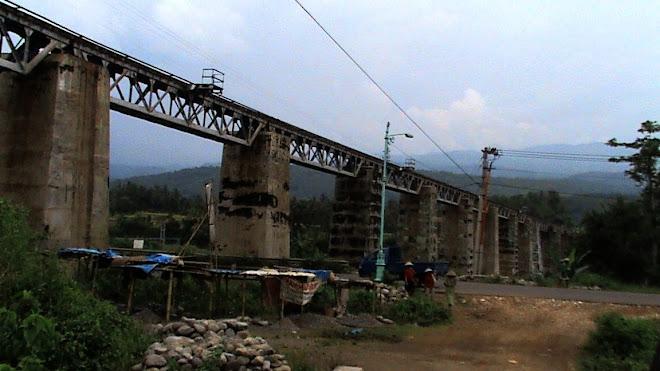 jembatan sakalibel,pebruari 2009