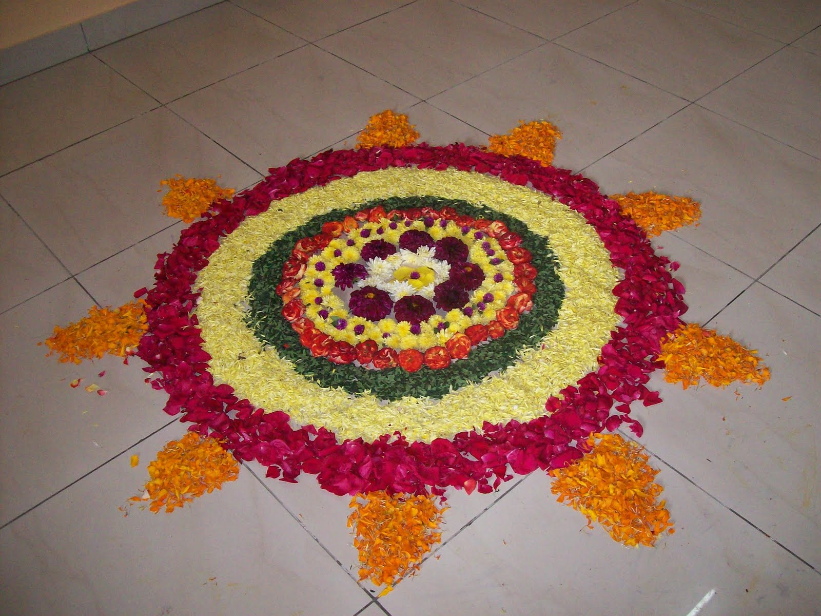Free Wallpaper Wallpapers Rangoli Art Designs Flower Patterns For Festival Colorful Orkut Hi5