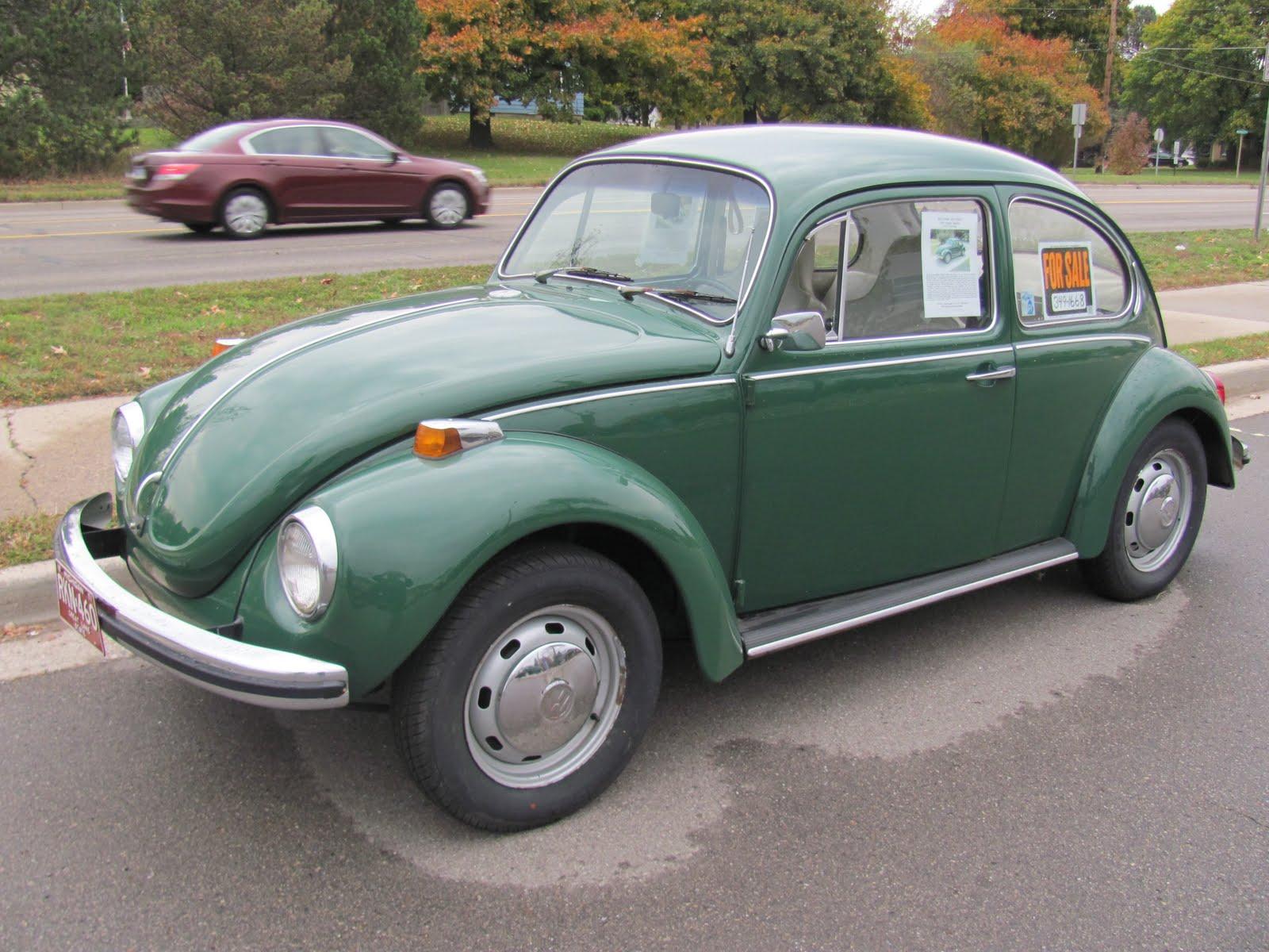 Auto Ramblings à la Max: Road Test: 1971 Volkswagen Super Beetle
