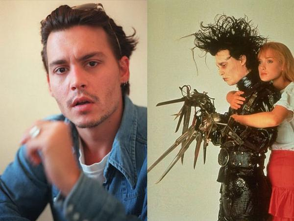Johnny Depp - Edward Scissorhands