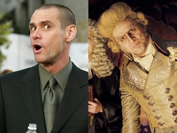 Jim Carrey - Lemony Snicket