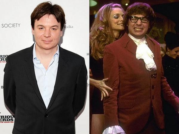 Mike Myers - Austin Powers The Spy Who Shagged Me