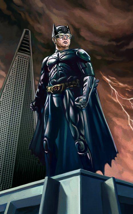 Kim Jong Batman