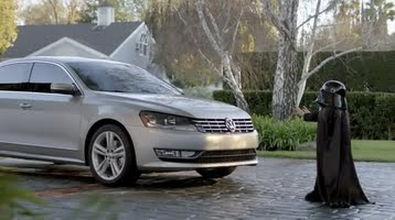Volkswagen Commercial: The Force
