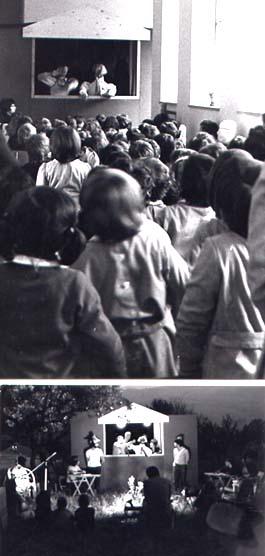 COMPAGNIA TEATRO DEL CANGURO ANCONA 1975