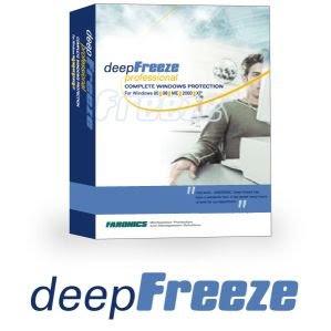 النسخة الحديثة من ديب فريز لحماية وتجميد ملفات جهازك Deep Freeze Enterprise