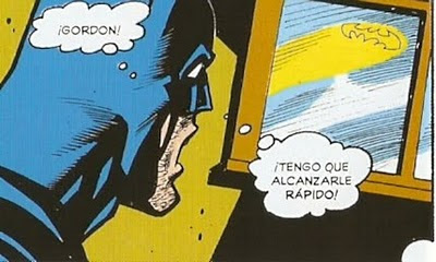 Batman requerido por Gordon