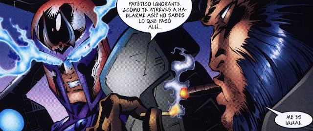 Wolverine & Magneto, choque de egos