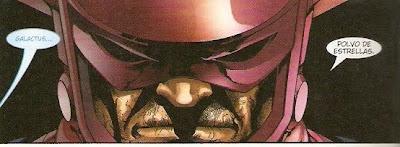 La mirada de Galactus