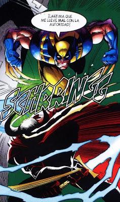 Wolverine partidario de los mecanismos de control al ejecutivo
