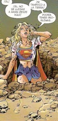 Supergirl necesita urgentemente de su estilista