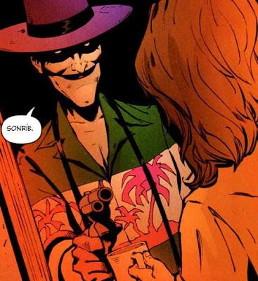 Joker haciendo de las suyas