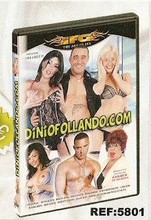 biografia porno de Dinio