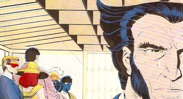 Hasta Wolverine ha llorado alguna vez