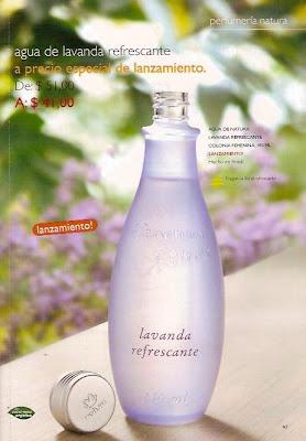 Perfume Natura Lavanda