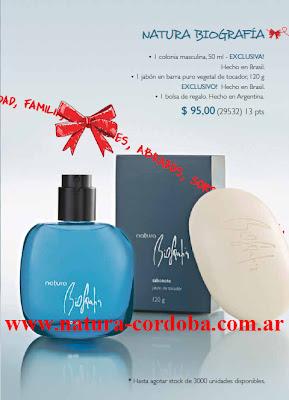 perfumes masculinos natura
