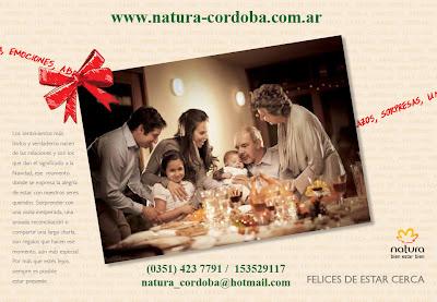 promociones navidad natura