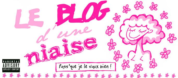 Le blog d'une niaise : parce qu'elle le vaut bien !