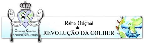 """""""OKis"""" Reino Original da Revolução da Colher"""