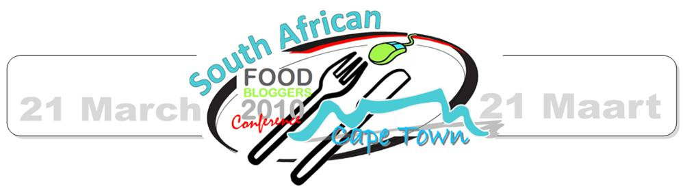 SA Food Blogging Conference