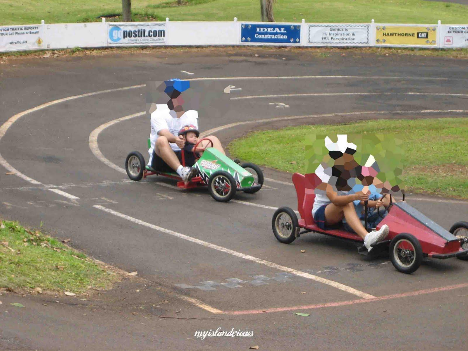 American Box Car Racing International Kunia