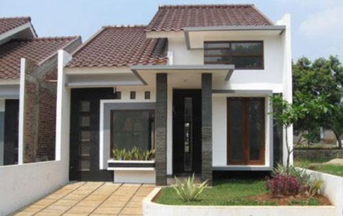 gambar rumah minimalis satu lantai model rumah minimalis