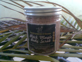 Black Magic Body Scrub
