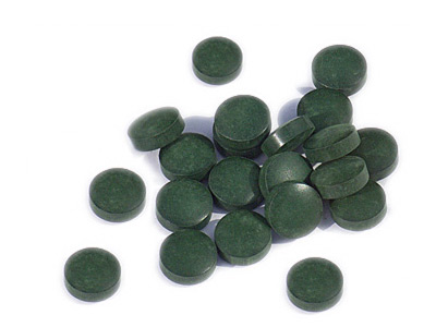 For those wondering about how those crunchy chlorella and spirulina tablets