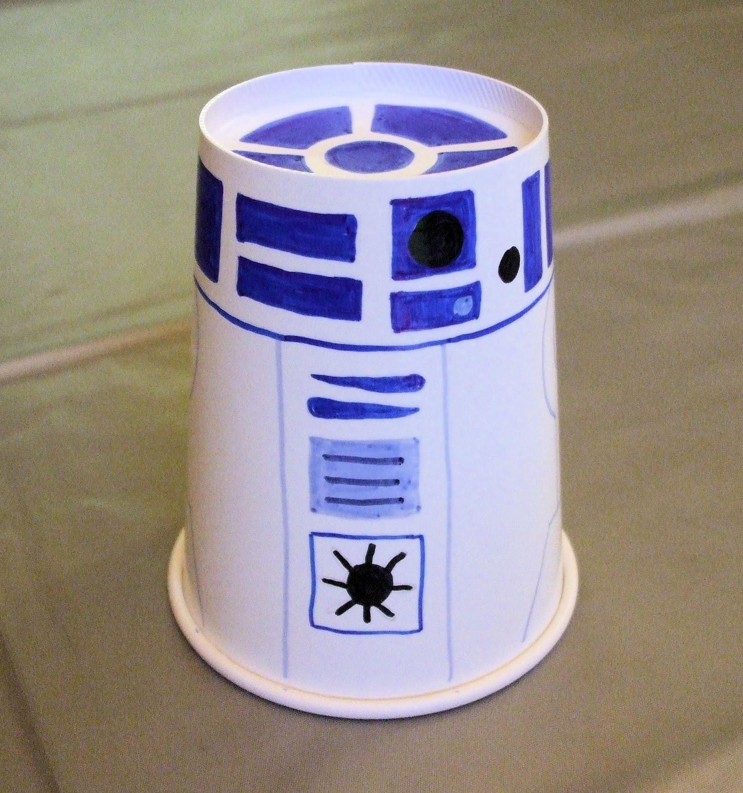 R2-d2 чашка: эта чашка r2-d2 обладает прикольным 2d эффектом и является прекрасным подарком для любого энтузиаста