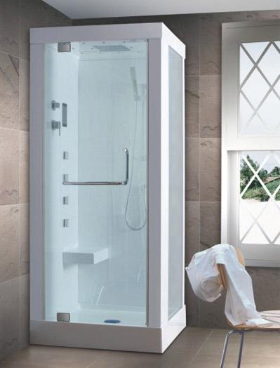 Cromoterapia box doccia cabine multifunzione e vasche - Box doccia cromoterapia ...