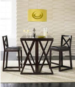 Usher Home: Small Space Dining - Expandable Tables
