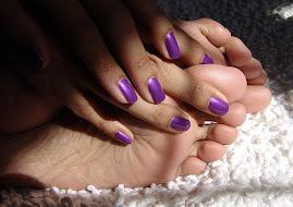 piedi e mani.............