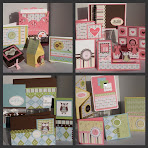 Stampin' Up! Nursery Suite Stamp Class Instructions