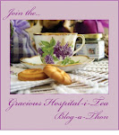 Gracious Hospital-i-Tea  Blog-a-thon