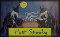 Post Spooky Challenge!