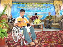 Majlis Perasmian Pusat Tuisyen Desa Gemilang 2 Ogos 2008