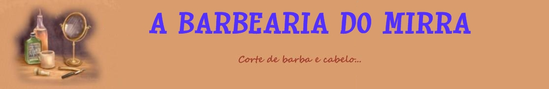 Barbearia do Mirra