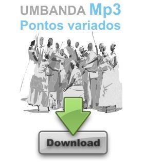 UMBANDA PONTOS EM MP3 VARIADOS