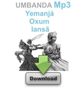 PONTOS EM MP3, YEMANJÁ, OXUM, IANSÃ