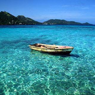 la isla de san andres: