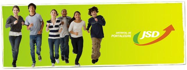 JSD Comissão Politica Distrital de Portalegre