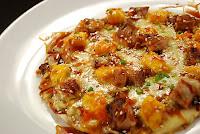 Chicken Mango Pizza