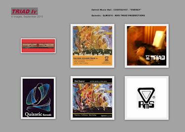 TRIAD Iv CD Albums