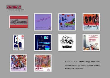 TRIAD II CD Albums