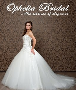 Ophelia Bridal Collection 2011