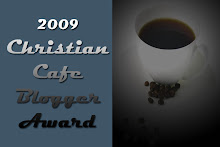 Christian Cafe Blogger Award