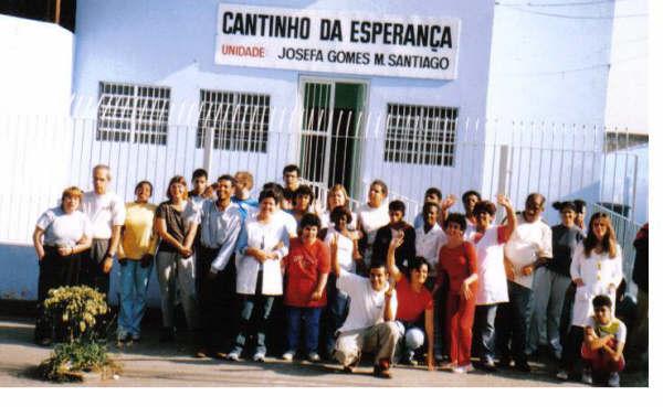 CANTINHO DA ESPERANÇA